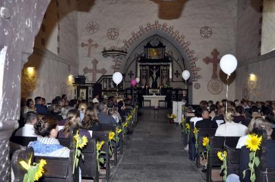 Foto zu Meldung: Ereignisreicher Schulstart in Dettmannsdorf