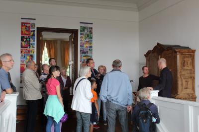Foto zur Meldung: Erfolgreicher Denkmaltag in Reckahn mit 150 Besuchern
