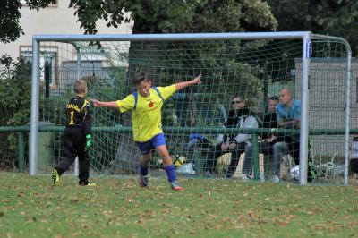 Foto zur Meldung: SG E-Jugend Platz 2!