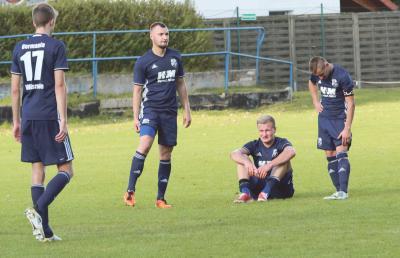 Foto zur Meldung: I.Herren - Nachlese zum Bezirksliga-Derby