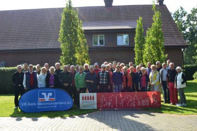Foto zur Meldung: Golf: Starke Leistungen bei den 3. Borkener Stadtmeisterschaften / Anlage des Golfclubs Uhlenberg Reken gut präpariert