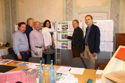 Vorschaubild zur Meldung: Baukulturpreis 2017 Gransee