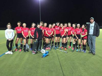 Foto zur Meldung: Die Weibliche Jugend B erreicht ihre Saisonziele und wird zusätzlich mit der Liga-Endrunde belohnt