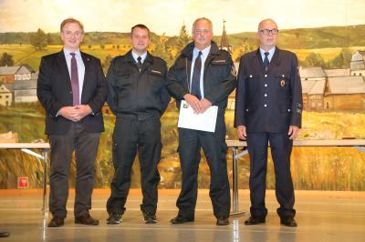 Foto zu Meldung: Neuer stellvertretender Jugendfeuerwehrwart in Rheinböllen