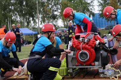 Vorschaubild zur Meldung: Landesmeisterschaft im Feuerwehrsport