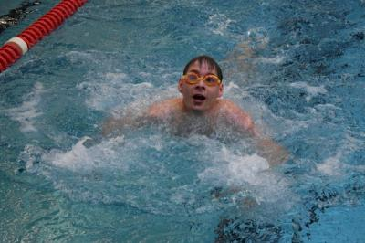 Foto zur Meldung: Jubiläumsschwimmwettkampf