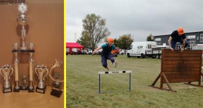 Foto zu Meldung: Erfolgreich bei der Kreismeisterschaft