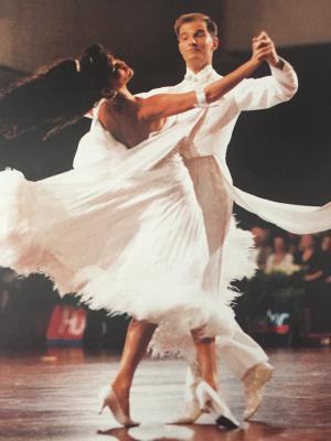 Foto zur Meldung: Groß Laasch - Tanzkreis im Kulturhaus