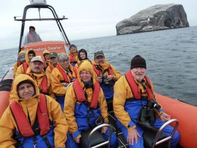 Foto zur Meldung: Schottlandreise einiger Eichsfelder Ornithologen