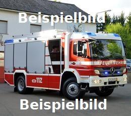 Foto zur Meldung: Fördermittelbescheid für ein neues Feuerwehrfahrzeug überreicht