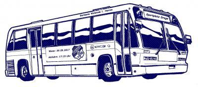 Foto zur Meldung: I.Herren - Busfahrt zum Spitzenspiel bei Eintracht Elbmarsch