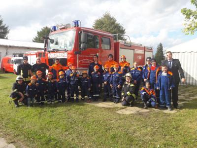 40 Jahre Jugendfeuerwehr Hohenseefeld 29.09.2017