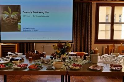 Foto zur Meldung: 2. Gemeinsames Frühstück