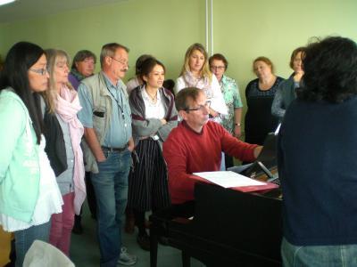 Foto zur Meldung: Rund um das Musikstudium