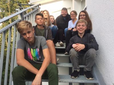 """Vorschaubild zur Meldung: Neue Jugendräume im """"weißen Haus"""""""