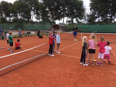 Foto zur Meldung: Trainingszeiten Jugend