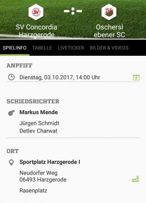 Foto zu Meldung: Landesklasse 7. Spieltag