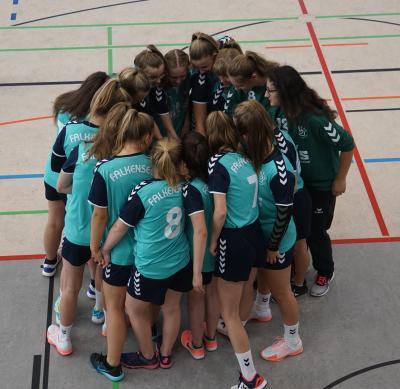 Foto zur Meldung: C-Jugend fand kein Gegenmittel gegen ein starkes Team aus Doberlug-Kirchhain