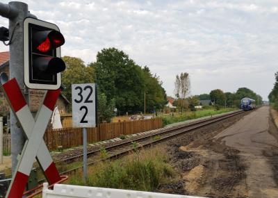 Foto zur Meldung: Landkreis MOL fordert mehr Einsatz bei der Entwicklung der Ostbahnlinie
