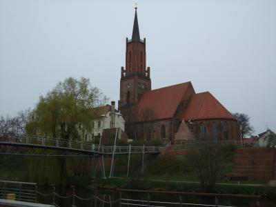Foto zur Meldung: Öffnungszeiten der St. Marien-Andreas-Kirche Rathenow