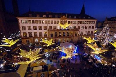 Vorschaubild zur Meldung: Auf zum Wiesbadener Sternschnuppenmarkt