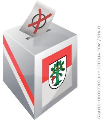 Foto zu Meldung: Bürgermeisterwahl: Stichwahl am 15. Oktober
