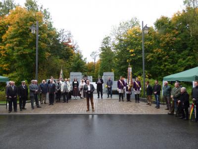 Vorschaubild zur Meldung: Feierliche Einweihung der Technikergedächtnisbrücke zum Tag der Deutschen Einheit