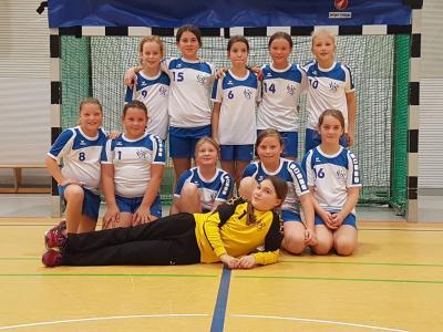 Foto zur Meldung: E1-Jugend des HSV Falkensee 04 erfolgreich zum Saisonstart