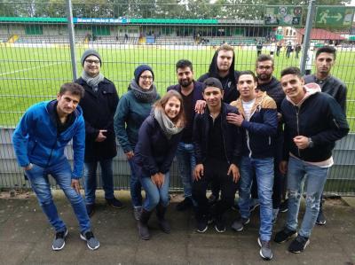 Vorschaubild zur Meldung: DFB U20 gegen die Schweiz