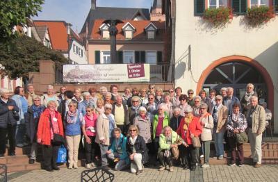 Vorschaubild zur Meldung: Oppenheim war Ziel der vierten Städtetour