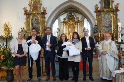 Taufe von Beier und Tracz Miltach