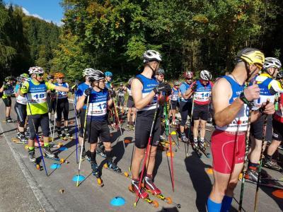 Foto zur Meldung: Bericht vom Berglauf in der Ruhlaer Zeitung