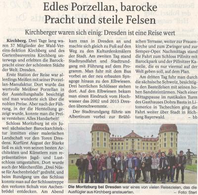 Auszug Der Bayerwald Bote 10.10.2017