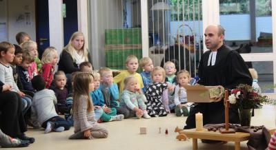 Foto zur Meldung: Reformation statt Erntedank
