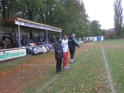 Foto zu Meldung: + + + Wochenendvorschau FC Seenland Warin  14./15. Oktober + + +