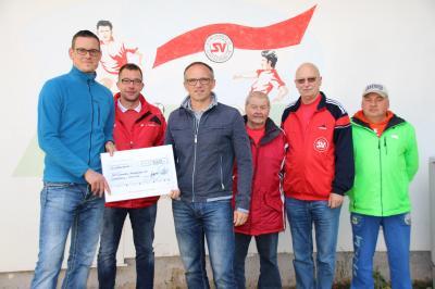 Foto zur Meldung: SV Concordia08 sagt Danke !