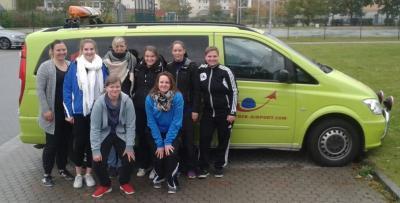 Foto zur Meldung: Erster Turniertag der Damen in der Landesklasse-Ost