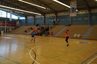 Foto zur Meldung: A-Jugend konnte den Sack gegen den Oranienburger HC nicht zumachen