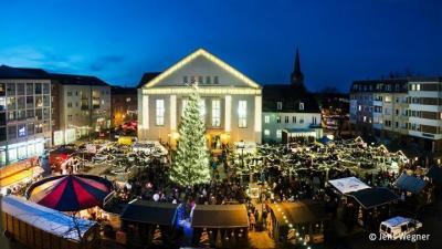 Foto zu Meldung: WIR bitten um Ihre Hilfe, denn ein schöner Weihnachtsbaum wird dringend gesucht