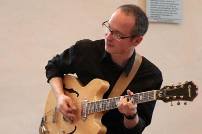 Foto zur Meldung: Workshop Improvisation mit Christoph Funabashi