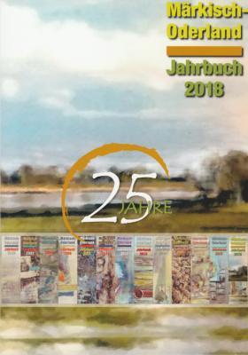 Foto zur Meldung: Rehfelder Autoren schreiben im Jahrbuch Märkisch-Oderland 2018