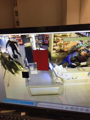 Foto zur Meldung: Profi-Einbrecher auf Beutezug