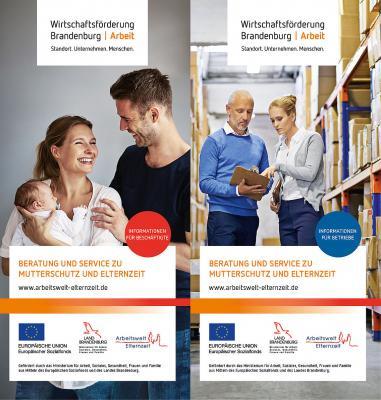 Foto zu Meldung: Servicestelle Arbeitswelt und Elternzeit
