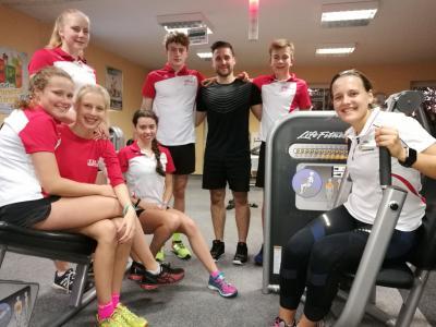 Vorschaubild zur Meldung: Triathlon: Olympiastützpunkt in Finsterwalde