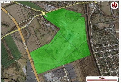 Foto zu Meldung: Erweiterung des Gewerbeparks Süd