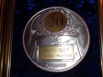 Vorschaubild zur Meldung: 20-jähriges Jubiläum Gemeinde Czermin – Gemeinde Steinhöfel