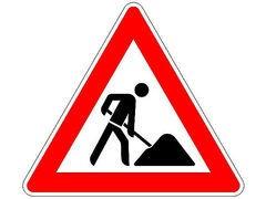 Foto zur Meldung: Verkehrseinschränkungen auf der Kraftwerkstraße in Lübbenau/Spreewald