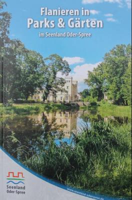 Foto zur Meldung: LEADER: Tourismusverband lockt mit neuer Broschüre in sehenswerte Parks und Gärten der Region