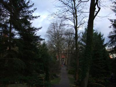 Foto zur Meldung: Führung über den Historischen Friedhof auf dem Weinberg in Rathenow
