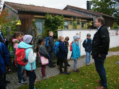 Foto zur Meldung: 3. Klasse im SOS-Kinderdorf Immenreuth
